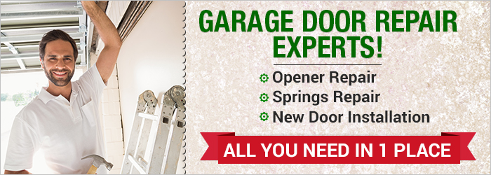 Garage Door Repair Services in Rosemead